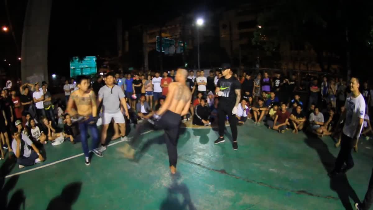 Fight Club Thailand จ๋าย x บาส คู่ที่ 69