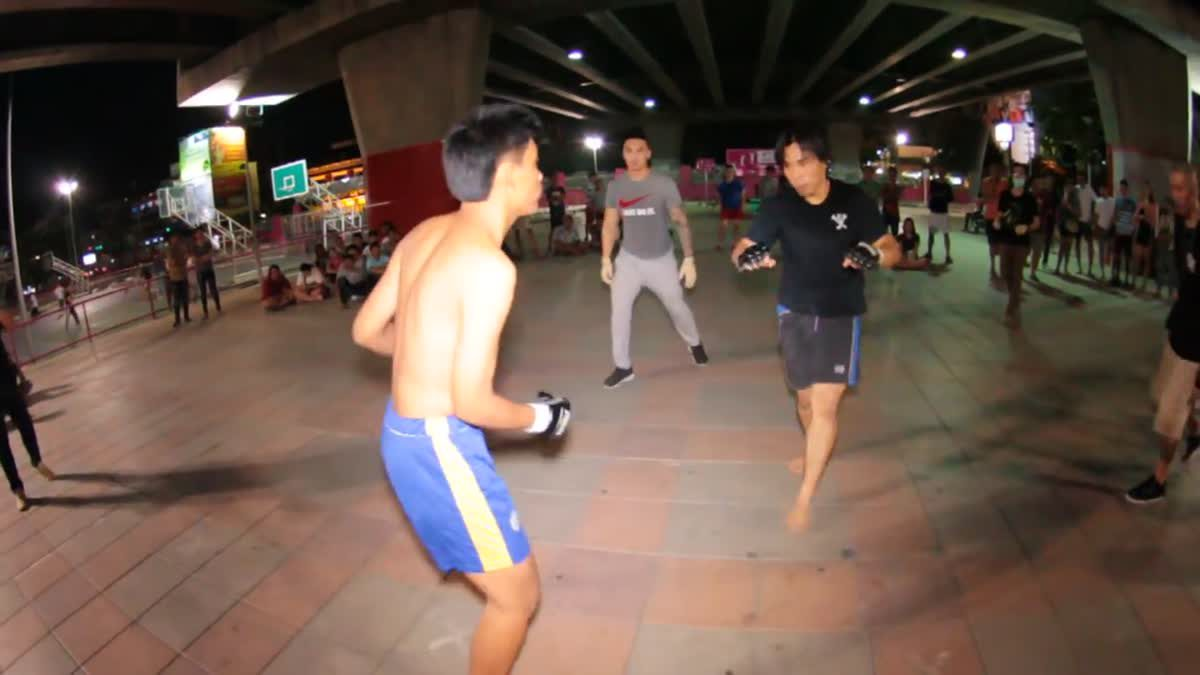 Fight Club Thailand ปู x โจ้ คู่ที่ 40