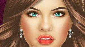 เกมส์แต่งตัวแต่งหน้าดารา Celebrity Make Up