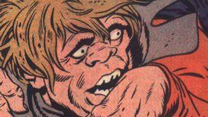 Toad มนุษย์กลายพันธุ์ผู้ใช้ลิ้นจาก X-Men