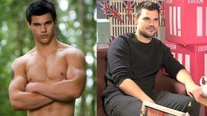 การเปลี่ยนแปลงหุ่นของหมาป่า Jacob สู่ Taylor Lautner หุ่นตุ้ยนุ้ย