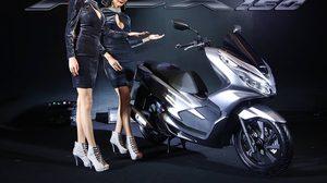 All New Honda PCX150 การกลับมาที่เปี่ยมด้วยเทคโนโลยีและดีไซน์หรู แบบใหม่ยกคัน