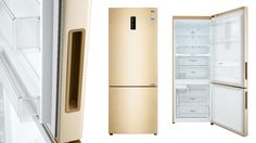 LG เปิดตัวตู้เย็น Bottom Freezer มาพร้อมช่องแช่แข็งที่อยู่ด้านล่าง