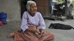 คุณยายอายุ 102 ปี ขอความเป็นธรรม ขอทำบัตรประชาชน แต่ถูกปฏิเสธ