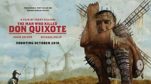 """เทอร์รี กิลเลียม เริ่มถ่ายทำ """"The Man Who Killed Don Quixote"""" หลังล่าช้ามากว่า 10 ปี"""