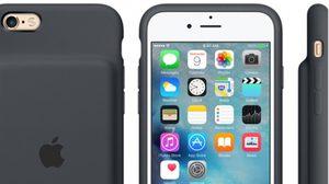 Apple เปิดตัวเคส Smart Battery ดีไซน์ เอ่อ เห่ยได้ใจ!