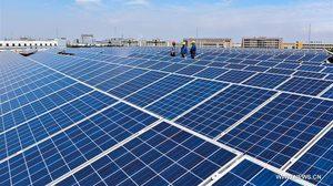 พลังงานแสงอาทิตย์, ข่าวจีน