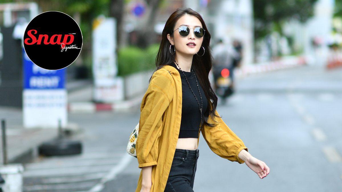 วีเจญี่ปุ่น ณภัทร ต้องใส่เสื้อผ้าสีที่เป็นมงคลเท่านั้น