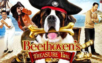 Beethoven's Treasure Tail บีโธเฟน ล่าสมบัติโจรสลัด