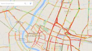เคยสงสัยหรือเปล่า ว่า Google Maps รู้ข้อมูลจราจรแบบ Realtime ได้อย่างไร