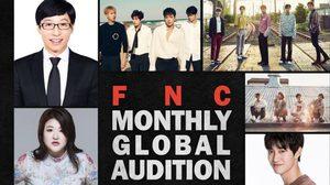 โอกาสถึงเด็กไทย! FNC Global Audition 2017 เตรียมเปิดออดิชั่นสิงหาคมนี้!