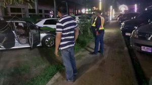เร่งล่าโจรขโมยรถ ในลานจอดวัดพลวง หลังพบเหยื่อ 2 ราย