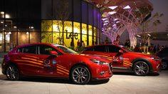 Mazda หนุน สวาดแคท ตอกย้ำกลยุทธ์สปอร์ตมาร์เก็ตติ้ง เปิดตัวผู้เล่นใหม่ลงฟาดแข้ง ไทยลีก