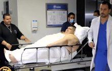 ชายอ้วนที่สุดในโลกเข้ารับการผ่าตัดลดน้ำหนัก