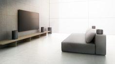 Philips Fidelio E5 นวัตกรรมใหม่แห่งเครื่องเสียงบ้านระบบเซอร์ราวด์ ซาวด์ ออน ดีมานด์