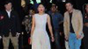 องค์ สิริวัณณวรี เสด็จทอดพระเนตร Elle Fashion Week 2013
