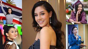 แสดงความยินดี นิโคลีน พิชาภา คว้าตำแหน่งรองอันดับ 1 Miss World 2018