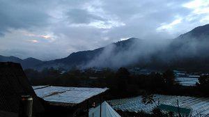 ไทยตอนบน อุณหภูมิอุ่นขึ้น มีหมอกเช้าตอนเช้า