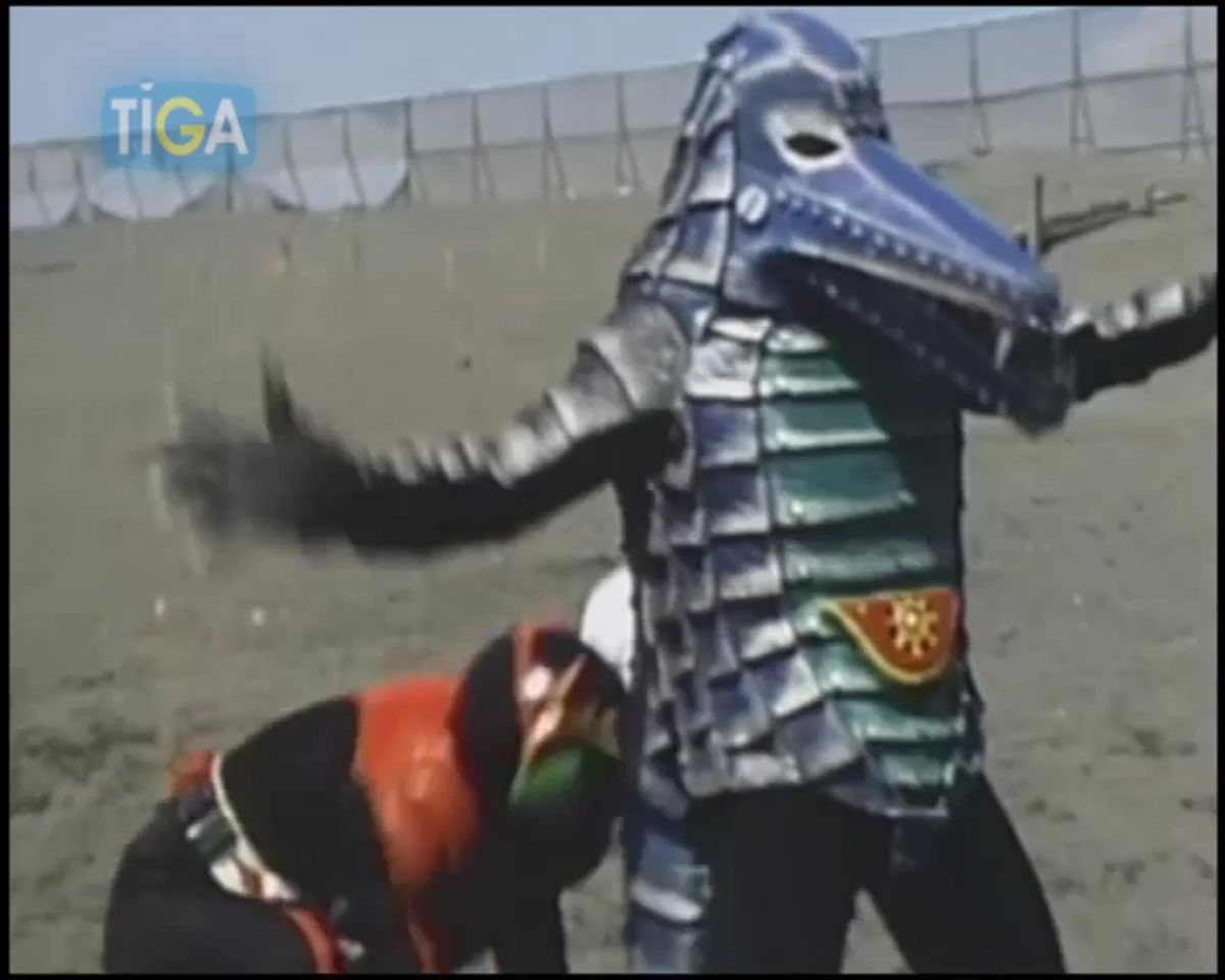 Masked Rider Stronger ตอนที่ 7-3