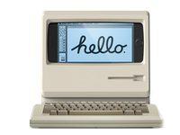 คลาสสิค!! M4 แท่นวาง iPhone ที่ออกแบบมาให้เหมือนเครื่อง Mac รุ่นเก่า