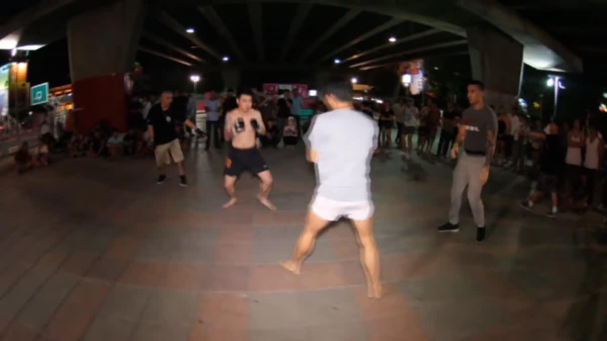 Fight Club Thailand จิว x บูม คู่ที่ 37