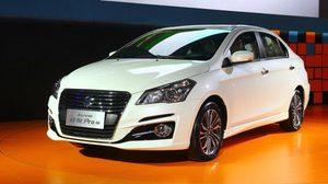 Suzuki Alivio Pro ประกาศลั่นเข้าโชว์รูมจีนเร็วๆ นี้ แถมเป็นเครื่องยนต์เทียบเท่า C-Segment อีกด้วย