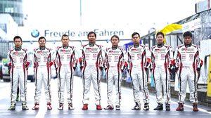Toyota Gazoo Racing Team Thailand เตรียมตัวสู้ศึกนูร์เบิร์กริง 24 ชั่วโมง ในรายการ ADAC Zurich 24-Hour Race at Nürburgring