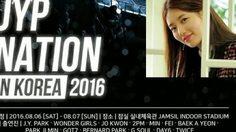 แฟนคลับเฟลล์! คอนเสิร์ต JYP Nation ครั้งใหม่ ไม่มี 'ซูจี'
