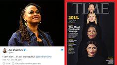 4 นักแสดงนำจาก A Wrinkle in Time ขึ้นปกนิตยสารไทม์ คือสิ่งที่พวกเราต้องการในเวลานี้