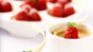เค้กแก้ว สุดฮิตกับเมนู Raspberry Cream Brulee
