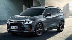 Chevrolet Volando ครอสโอเวอร์ตลาดจีน ด้วยราคาเริ่มต้น 5.48 แสนบาท