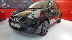 Nissan Micra (March ในไทย) Fashion เปิดตัวที่อินเดีย กับดีไซน์จากฝีมือ Beneton