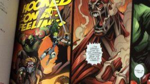 ภาพหลุดแรกของ Attack on Avengers!?
