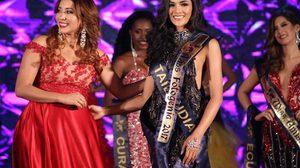 กวาดเรียบ 3 รางวัล อุ้ม ทวีพร สร้างชื่อให้ไทยบนเวที Miss United Continents 2017