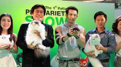 """เปิดงานมหกรรมสัตว์เลี้ยง """"The1st Pattaya Pet Variety Show"""" ครั้งแรก เมืองพัทยา"""