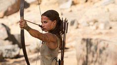 ดันมาซ่ากับบ้านฉันเอง!! อลิเซีย วิกานเดอร์ บู๊สุดชีวิตในตัวอย่างล่าสุด Tomb Raider