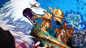 """Monster Warlord ส่งโหมดใหม่ """"แตะสัมผัส"""" ทะลวงมอนสเตอร์"""