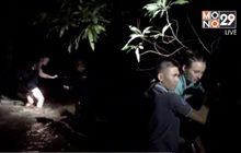 ช่วย 2 สาวต่างชาติเที่ยวน้ำตกเมืองปายเจอน้ำป่าทะลัก