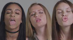 ลองมาดูลีลา การจูบ หนุ่ม-สาว กว่า 100 ชีวิต ผ่านกระจกใสกันดีกว่า