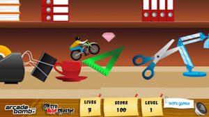 เกมส์รถแข่ง Micro Bike