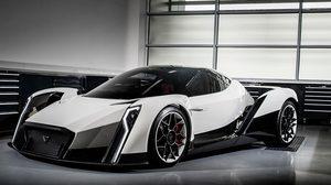 สิงคโปร์เปิดตัวรถยนต์ไฟฟ้า Vanda Dendrobium ครั้งแรก