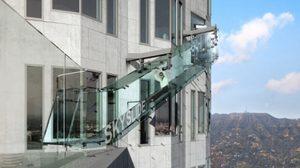 Sky Slide สไลเดอร์ในกล่องกระจก ที่ความสูง 1,000 ฟุต!!