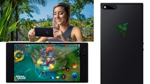 เปิดตัว  Razer Phoneสมาร์ทโฟนสำหรับเล่นเกม สเปคเทพพร้อมหน้าจอ 120Hz!