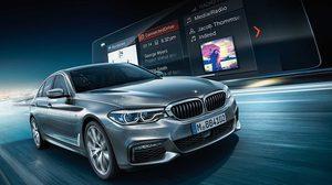 เปลี่ยนชีวิตในการขับรถให้สะดวกขึ้น ปลอดภัยขึ้น ด้วยเทคโนโลยี ConnectedDrive