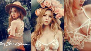 Lee Chae Eun กลับมาทวงบัลลังก์ความเซ็กซี่ของเธออีกครั้ง