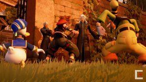 Kingdom Hearts 3 ปล่อยตัวอย่างเกมเพลย์ล่าสุด แอ็คชั่นอลังการออกมาแล้ว!