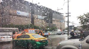 อุตุเผย วันนี้ กทม.ฝนตกเกินครึ่งของพื้นที่ อุณหภูมิเย็นลง !!