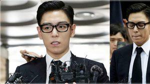 """ศาลยืนยันคำตัดสิน! จำคุก 10 เดือน รอลงอาญา 2 ปี """"ท็อป BIGBANG"""""""