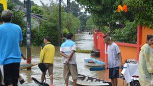 เร่งใช้งบฉุกเฉินซ่อมถนนเมืองคอนเสียหาย 35 เส้น หนักสุด อ.สิชล