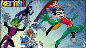 ทีมไททันส์ (teen Titans)